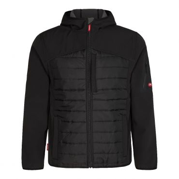 Standard Softshell-Jacke mit Steppstoff F. Engel