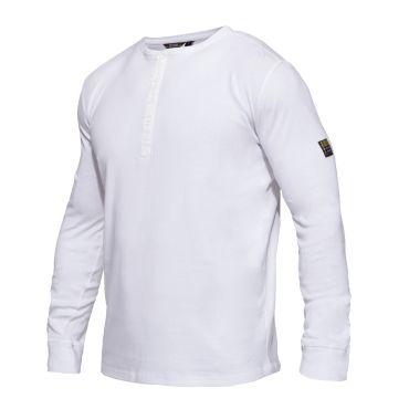 Standard Grandad langarm Shirt F. Engel