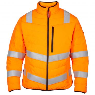 Safety EN ISO 20471 Steppjacke F. Engel