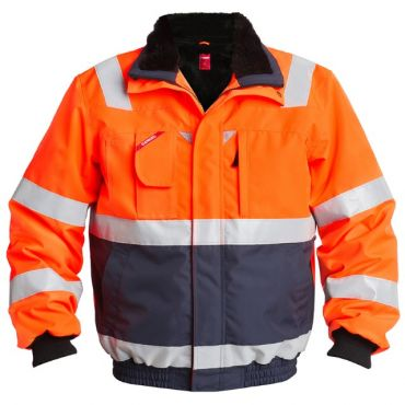 Safety EN ISO 20471 Pilotjacke F. Engel
