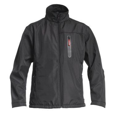Standard Softshell-Jacke mit wasserdichtem Reißverschluss F. Engel