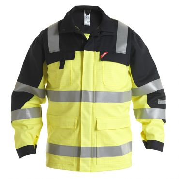 Safety+ EN ISO 20471 Multinorm Jacke F. Engel