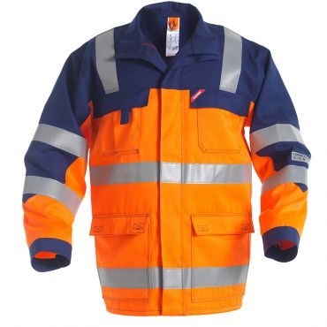 Safety+ EN ISO 20471 Multinorm Inherent Jacke F. Engel