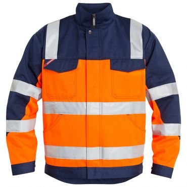Safety EN ISO 20471 Light Jacke F. Engel