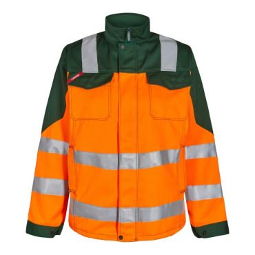 Safety EN ISO 20471 Damenjacke F. Engel