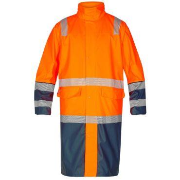 Safety EN ISO lange Regenjacke F. Engel