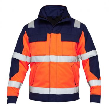 Safety+ EN ISO 20471 Multinorm Inherent Winterjacke F. Engel