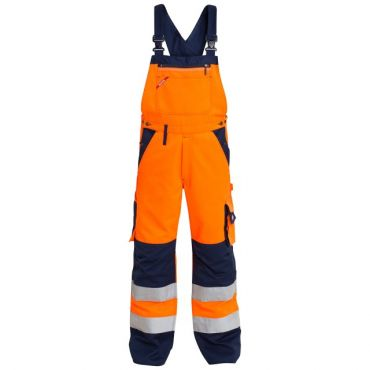 Safety EN ISO 20471 Latzhose KL 2 F. Engel