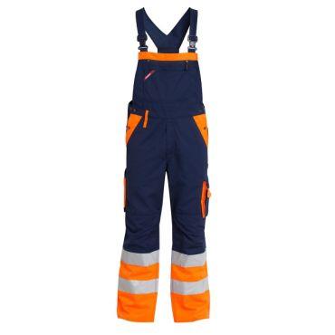 Safety EN ISO 20471 Latzhose KL 1 F. Engel