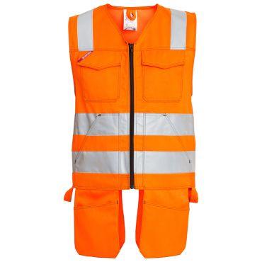 Safety EN ISO 20471 HAndwerkerweste F. Engel