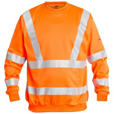 Safety EN ISO 20471 Sweatshirt F. Engel