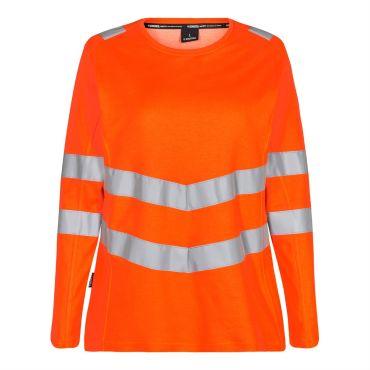 Safety Damen T-Shirt Langarm