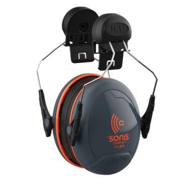 Sonis® C am Helm anzubringende Gehörschützer