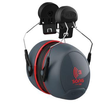 Sonis® 3 am Helm anzubringende Gehörschützer