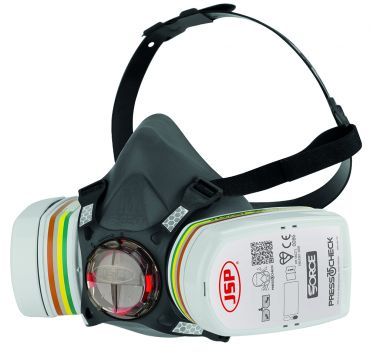 Force™ 8 Halbmaske mit PressToCheck™ ABEK1 P3 Filter