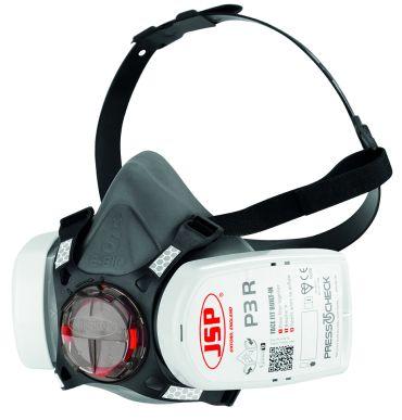 Force™8 Halbmaske mit PressToCheck™ P3 Filter