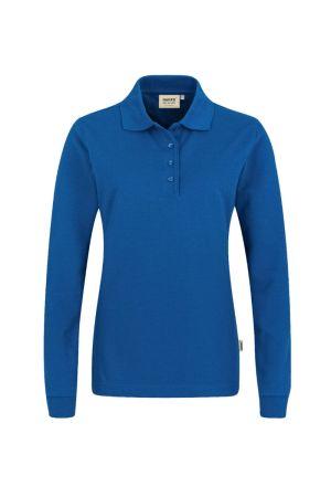 Workwear Damen Poloshirt langarm, Hakro
