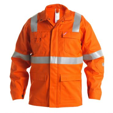 Safety+ Multinorm Jacke mit Reflexstreifen F. Engel