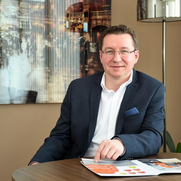Christian Eckhardt - Geschäftsführer